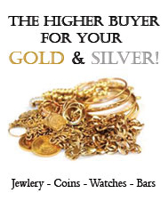 The Higher Buyer for your Gold and Silver!