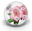 2012 $20 Rhododendron