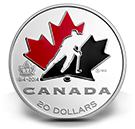 2014 $20 100th Anniversary of Canadian Hockey